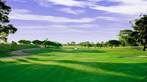 7th hole parow golf course twx3nt