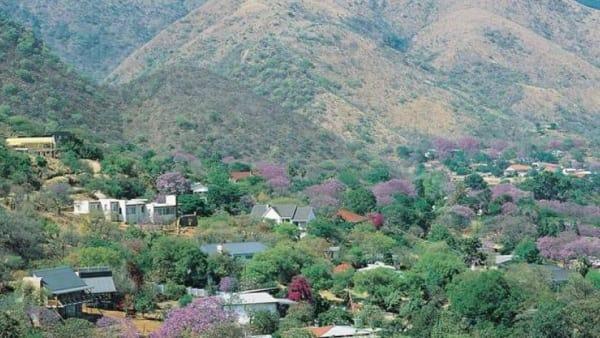 Barberton nestled in the makhonjwa mountains sa tourism gl1ary