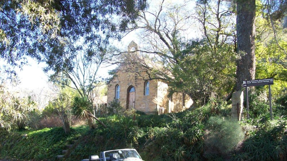 Clocolan monastery national heritage site lpqrl5