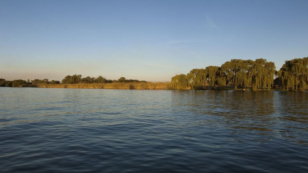 Vaal river free state  lbeqgb