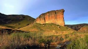 Golden gate highlands national park   south africa  f1lonu