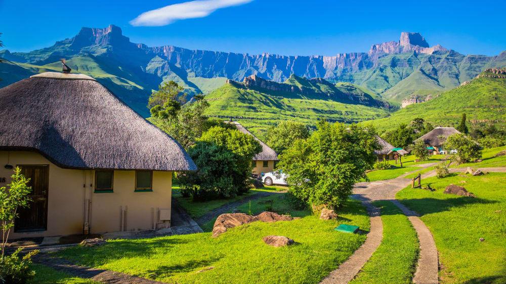 Drakensberg national park iaqrfm