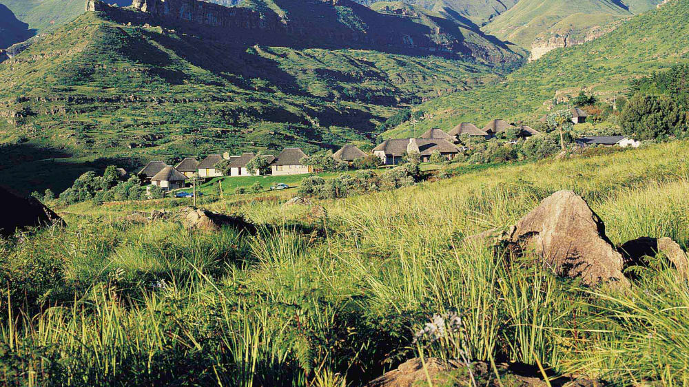 Drakensberg village   south africa 2418527212 o tv8yaw
