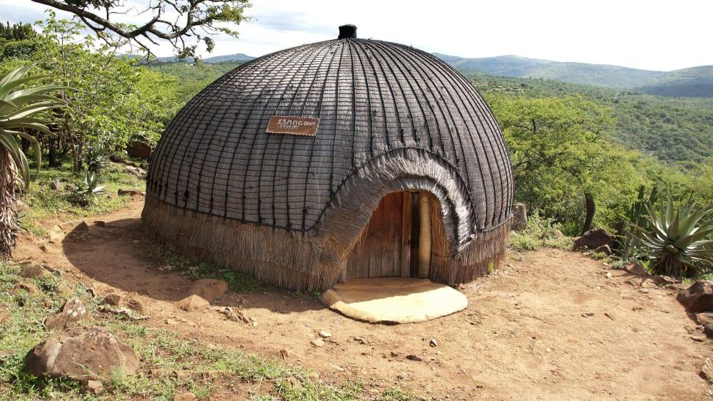 Zulu hut mgrszl
