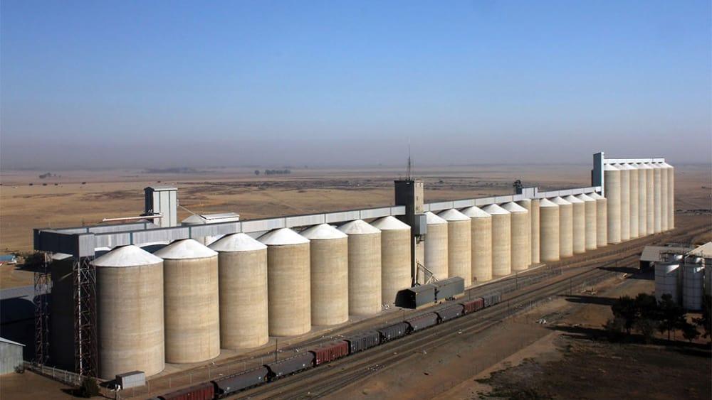Senwes silos wesselsbron quszww