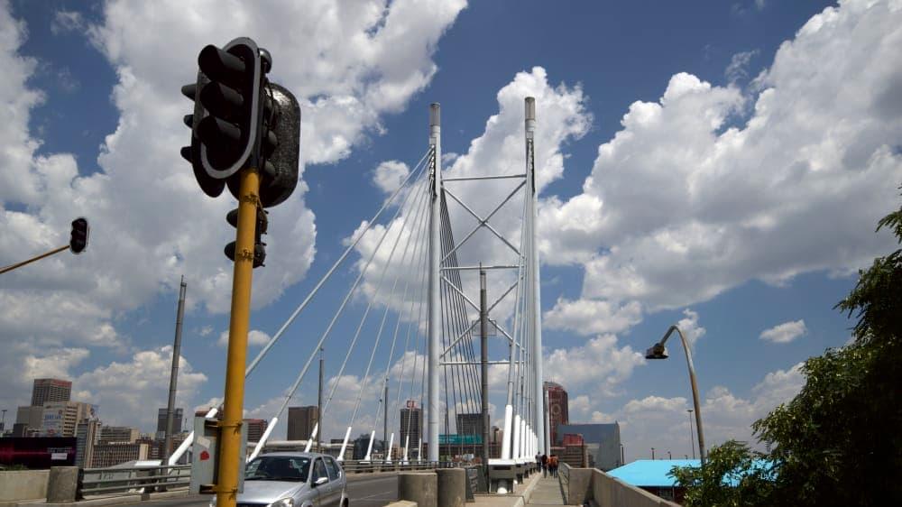 Nelson mandela bridge johannesburg south africa 17506759009 o kk688h