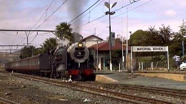 Steam train kbzy5s