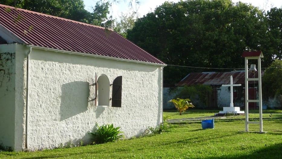 Agalega church eab5mt