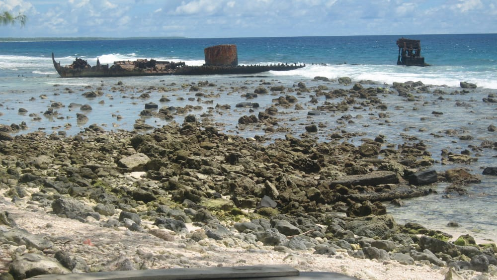 Ship wreck ship wreck wajao vsfuod