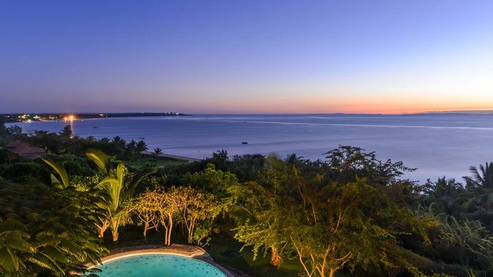 View of tofo beach vilancoulos rbkazz