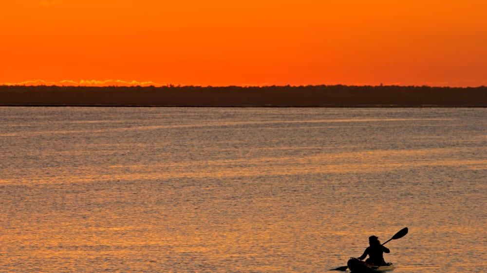 Kayaking vilankulos coastal sanctuary w0u2gf