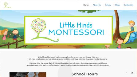 Little Minds Montessori