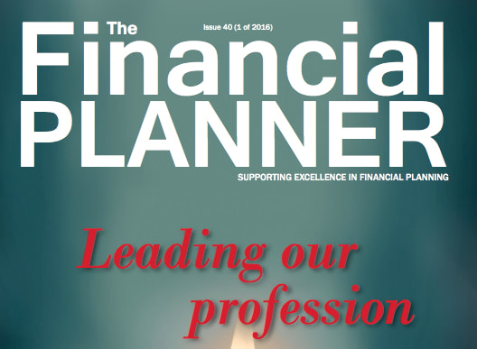 The Financial Planner Article