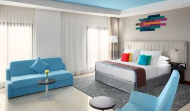 hotel or room