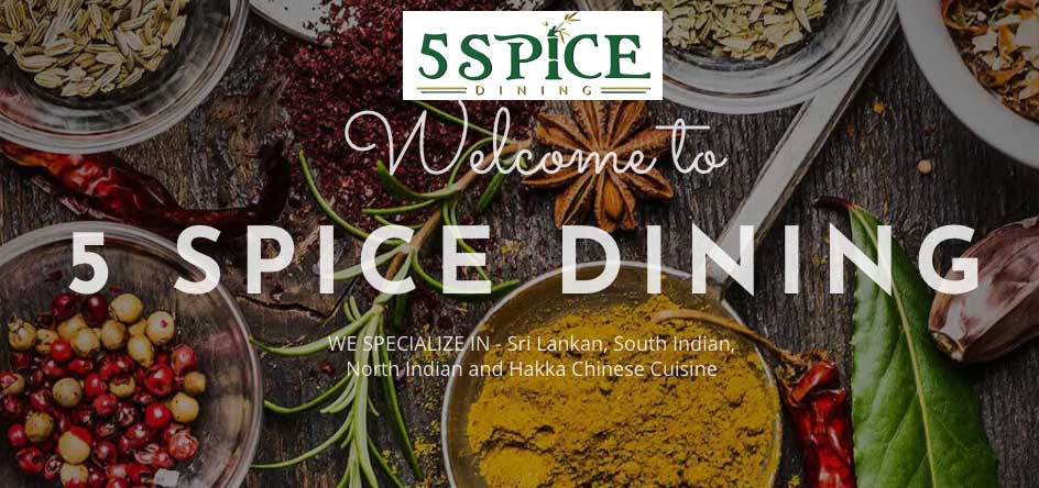 5 Spice Dining