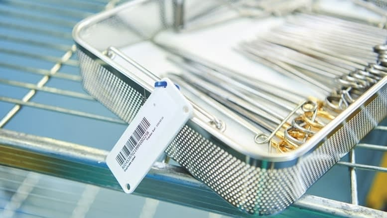 Capturing Unique Device Identifier Data on Non-Sterile Orthopedic Implants - Medical Design Briefs