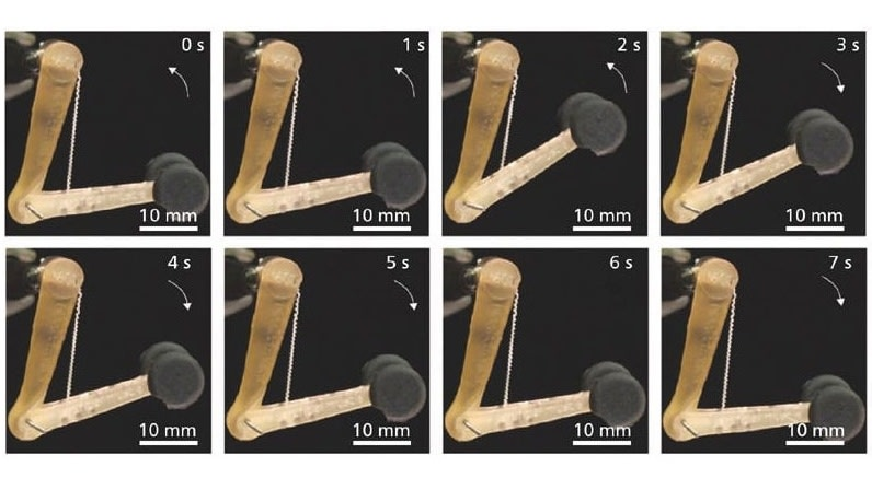 Fiber-Based Artificial Muscles