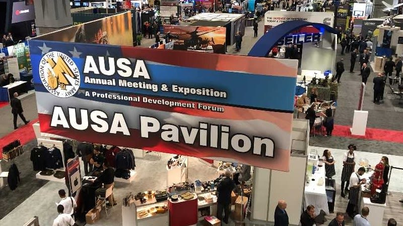 AUSA 2019: A View From the Show Floor