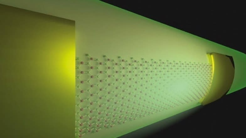 Form-Fitting Nanoscale Sensors