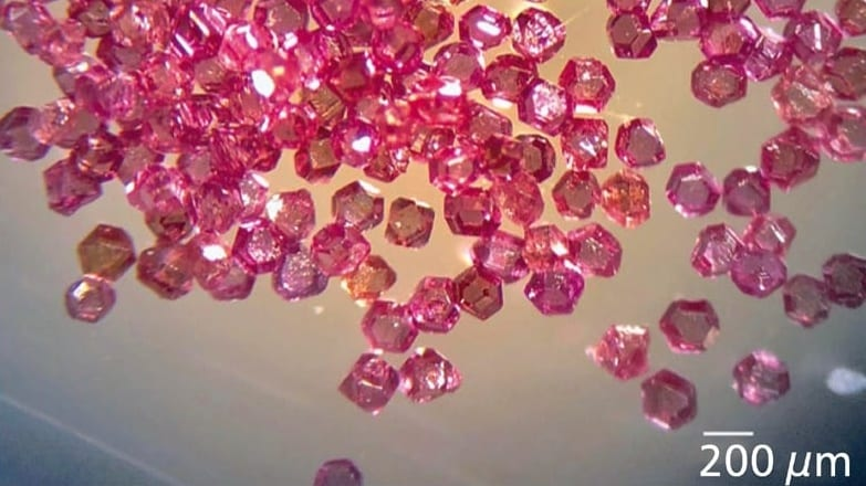 Diamond Technology Enables Low-Cost Medical Imaging
