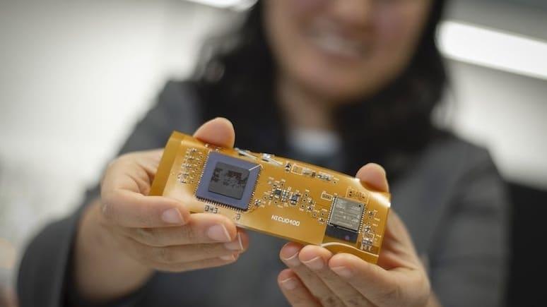 Miniaturized Sensor Measures Babies' Oxygen Levels