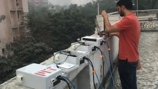 MIT Researchers Employ Low-Cost Sensors to Detect and Track the Origins of Air Pollutants in India.