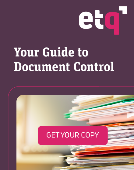 Your Guide to Document Control