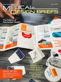 Medical Design Briefs - January 2020