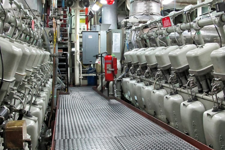 Energy Monitor Helps Coast Guard Find Faulty Electrics on ...