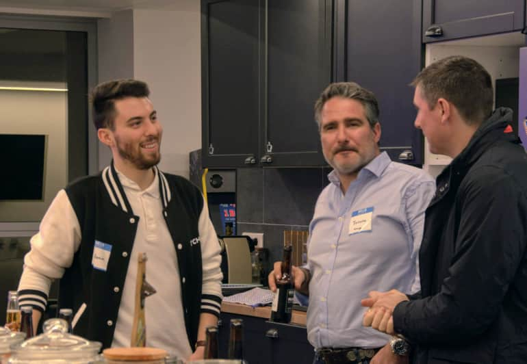 Networking and chats