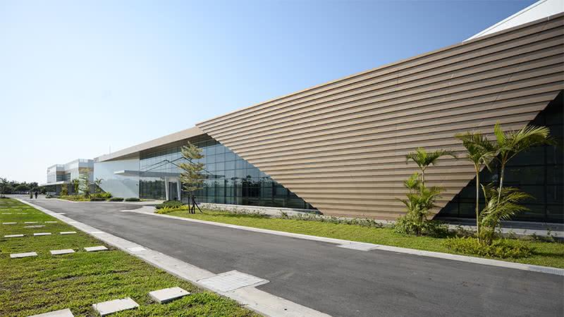 TCI S9 磐石二廠正式啟用