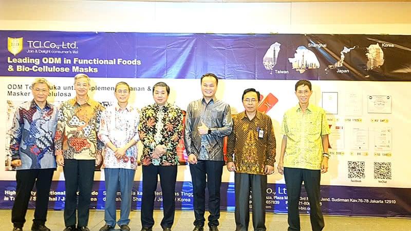 TCI 印尼办公室开幕