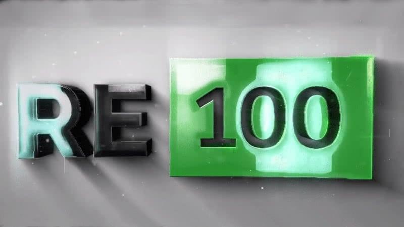 成為台灣第一家入選「RE100」的生技公司
