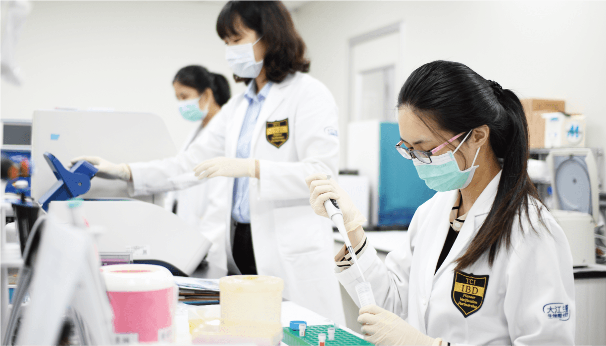 9 Labs work together to build best selling product-TCI Co