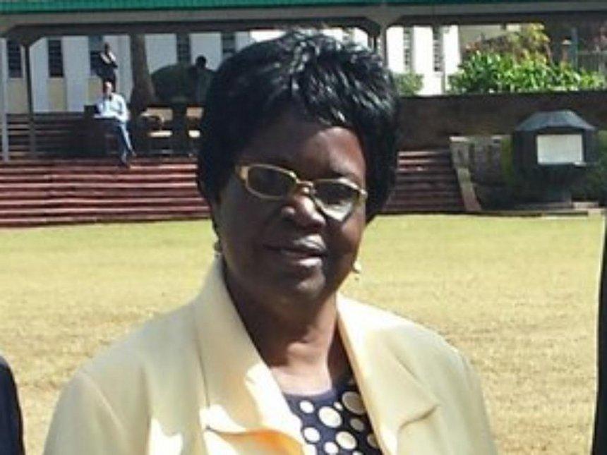 Egerton VC Rose Mwonya