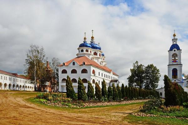 Николо-Сольбинский монастырь - Годеново