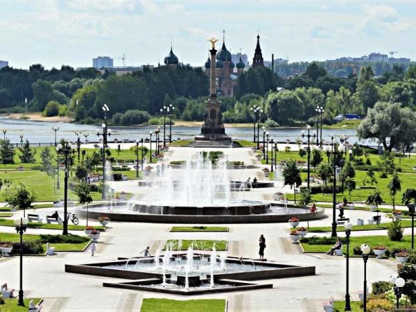 Обзорная экскурсия по Ярославлю (пешеходная)