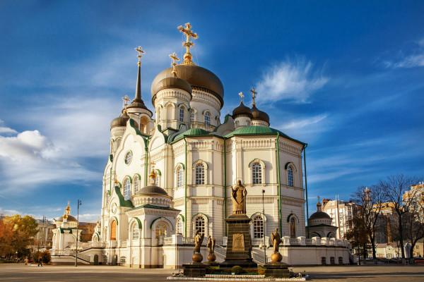 Незабываемое путешествие по Воронежской земле