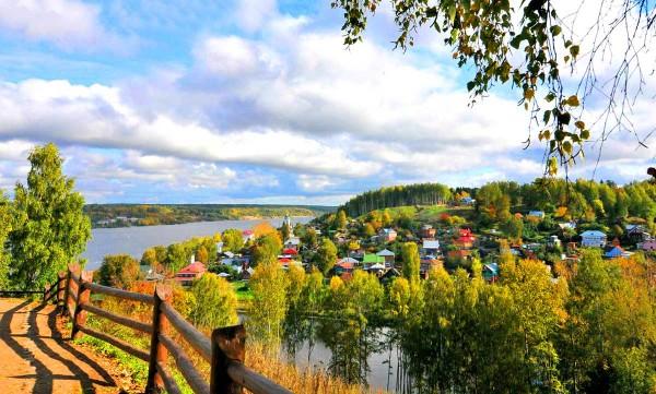 Волжская палитра (с круизом по р. Волга)