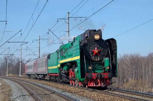 Путешествие в историю на Ретропоезде