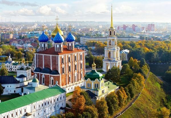 Путешествие по Рязанской земле