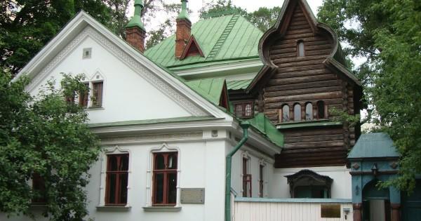 Дом-терем В. М. Васнецова