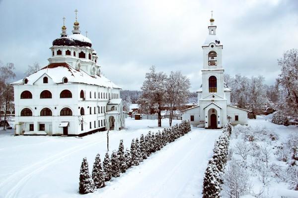 Две Святыни земли Ярославской