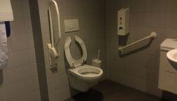 Image Computerwetenschappen_adapted sanitary facilities on the ground floor