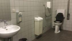 Image Computerwetenschappen_adapted sanitary facilities on the third floor