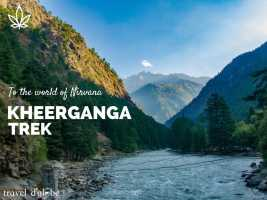Kheerganga Trek and Camping