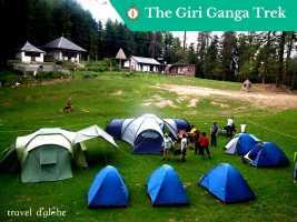 Giri Ganga Trekking