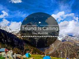 Triund Trek and Camp