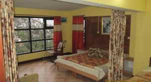 Deluxe Room in Mukteshwar Himalayan Resort