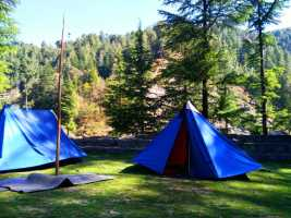 Standard Tent in Barot Valley Camps